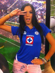Ivette Hernandez cruz azul