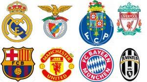 Los 17 uniformes de equipos europeos mas Bonitos