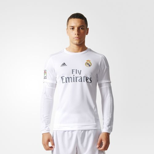 playera manga larga real madrid 2016