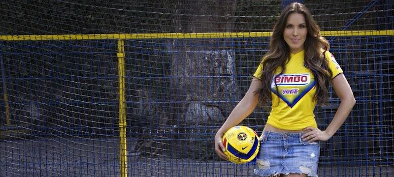 Karla Pineda fan del america