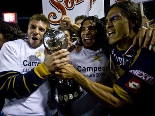 Sexto campeonato de pumas y pumas campeon 2009