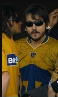 Diego Luna pumas