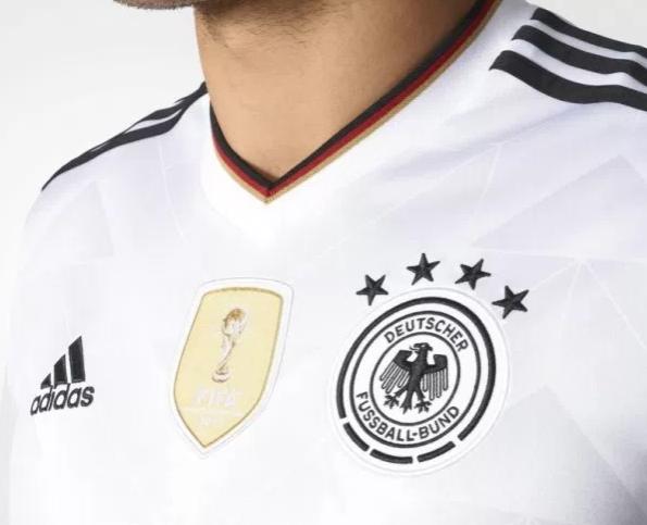uniforme de alemania 2017