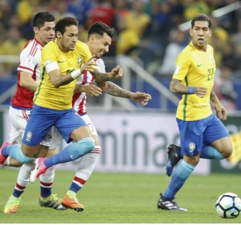Brasil El Primer Clasificado a Rusia 2018