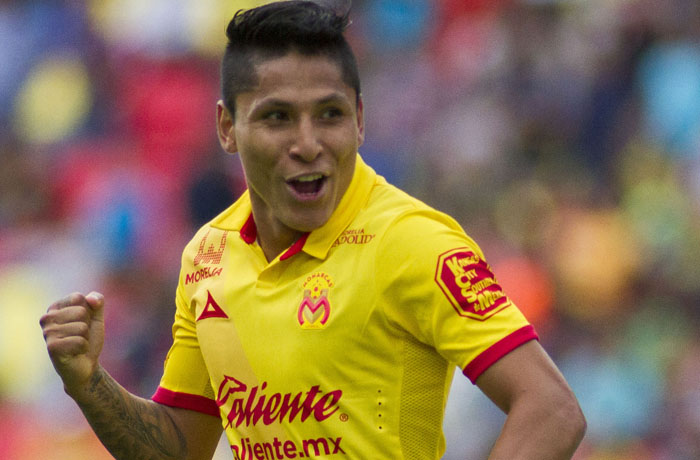 Raúl Ruidíaz jugador de la semana en México