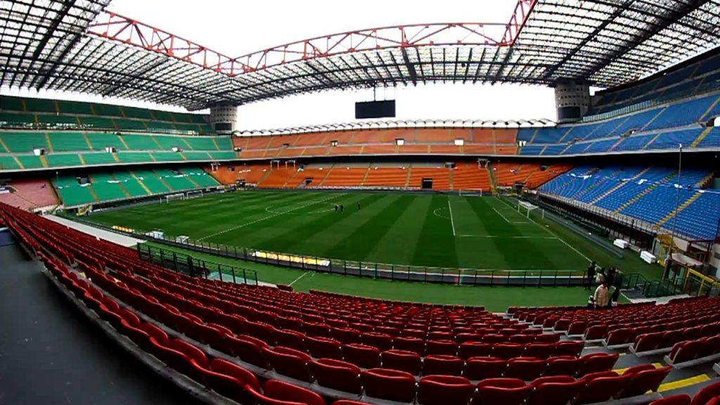 El Estadio Giuseppe Meazza