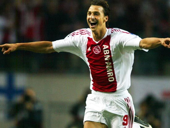 Zlatan Y El Ajax