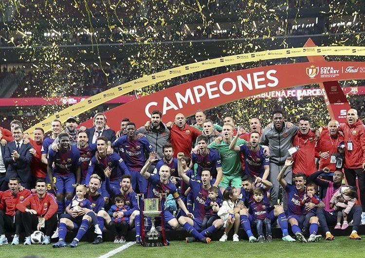 La Copa Del Rey Es Para El Barcelona Futbol Hoy Noticias De Futbol Mexicano E Internacional