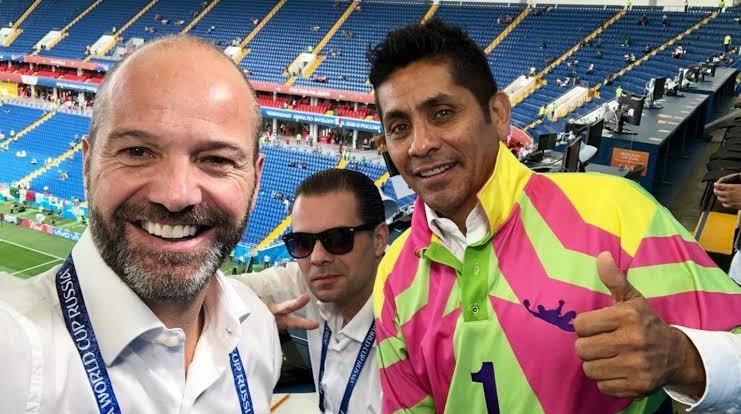 Comentaristas deportivos de tv azteca