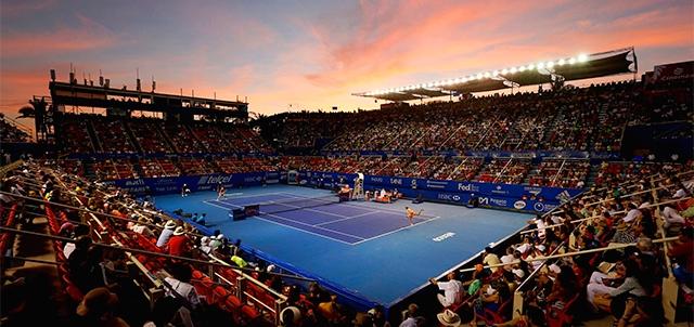 Que Dias sera el Abierto mexicano de Tenis